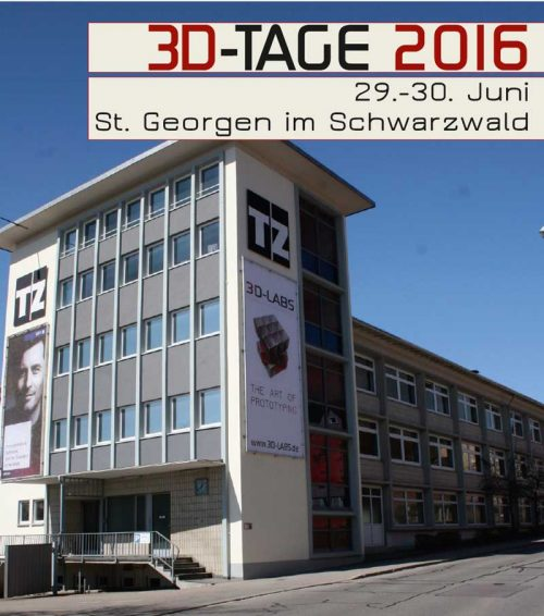 Review: 3D-TAGE 2016